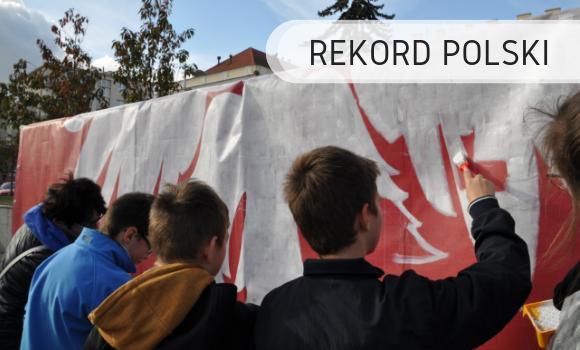 Rekord Polski - Godło
