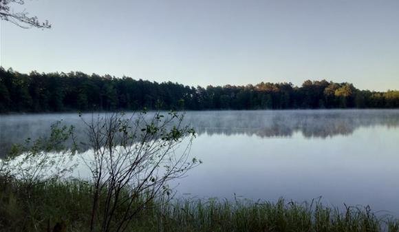 Bukowo - jezioro