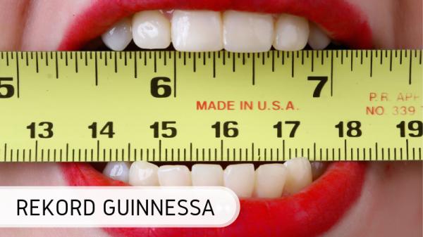 Guinness - ząb