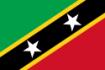 Saint Kitts iNevis - flaga