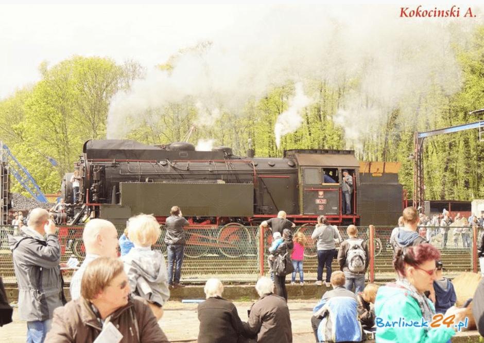 bicie rekordu - lokomotywa