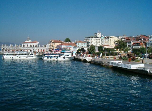 Morze Marmara - rekord Guinnessa