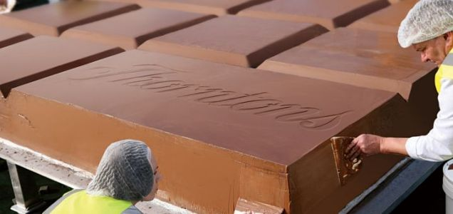 Największa czekolada naświecie