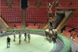 Największa piramida zludzi nabiegnącym koniu