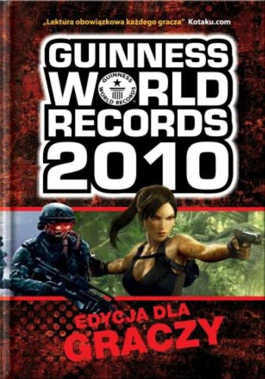 Księga Rekordów Guinessa Edycja dla Graczy