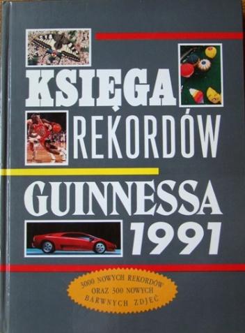 Księga Rekordów Guinessa wPolsce