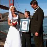 Najwyższe małżeństwo na świecie