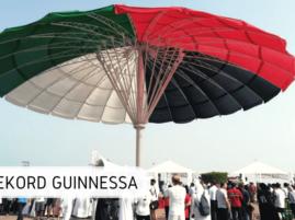 Największy parasol na świecie