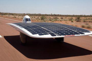 Pojazd słoneczny