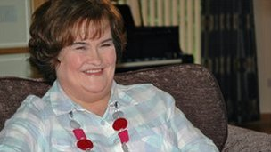 Susan Boyle - rekord Guinnessa