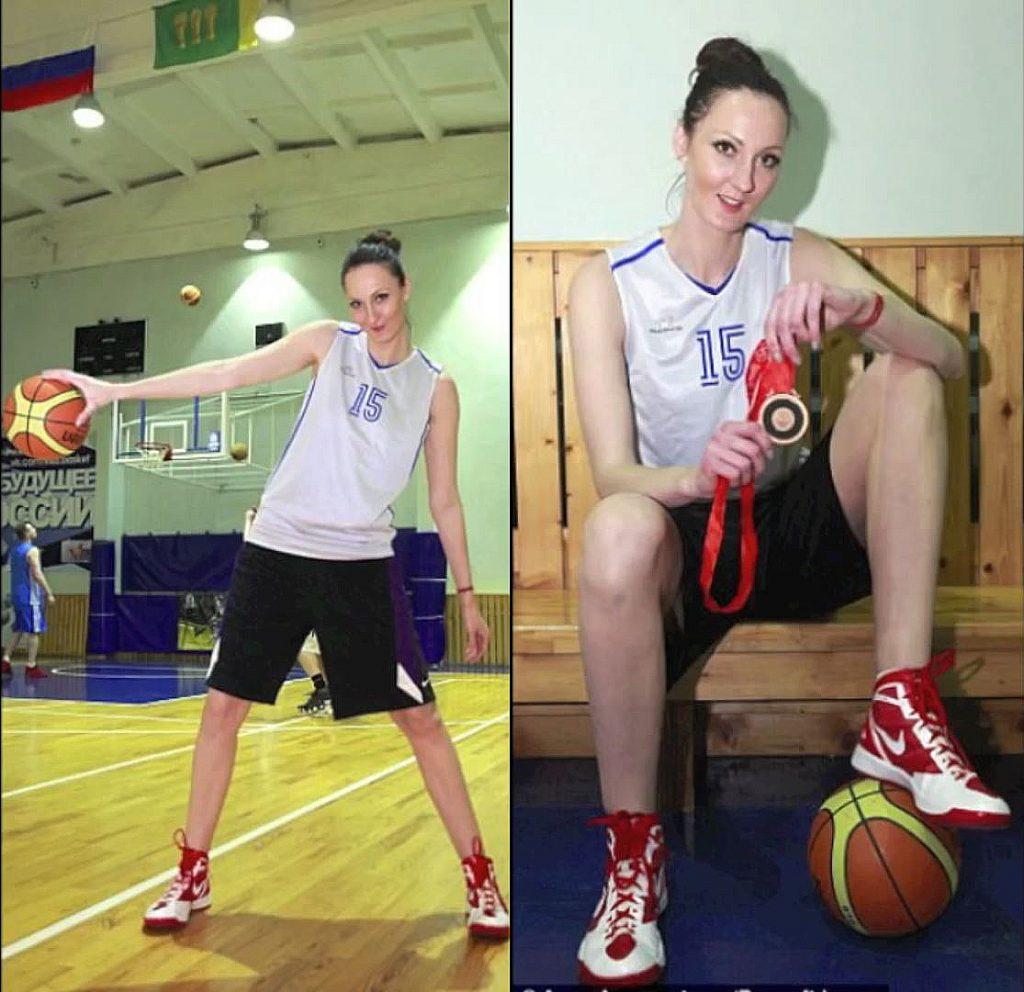 Ekaterina Lisina - kariera sportowa