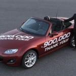 Mazda MX-5 - rekord Guinessa