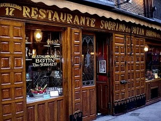 Najstarsza restauracja naświecie