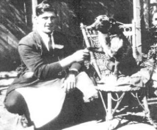 Najstarszy pies Bluey