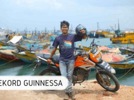 Najdłuższa wyprawa motocyklem