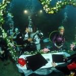 Największy podwodny ślub
