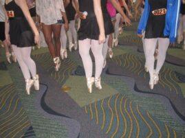 Baletnice pobijają rekord Guinessa