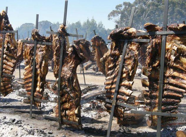 Mega grill - rekord Guinessa
