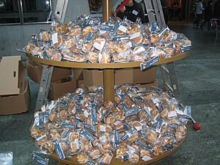 Najwięcej muffinek sprzedanych wgodzinę