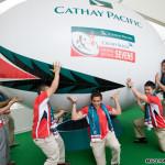 Największa piłka do rugby - rekord Guinessa