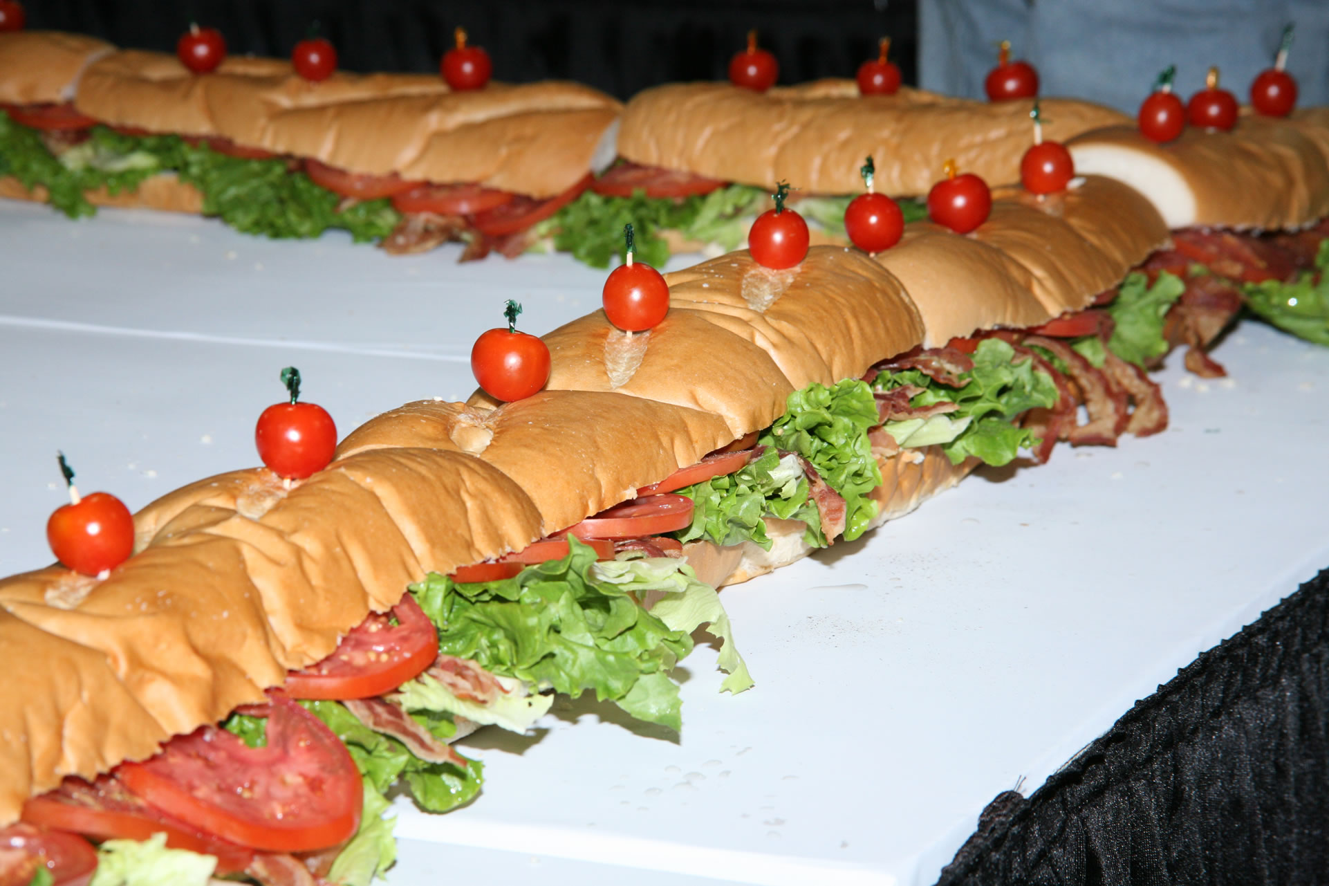 Najdłuższa kanapka świata