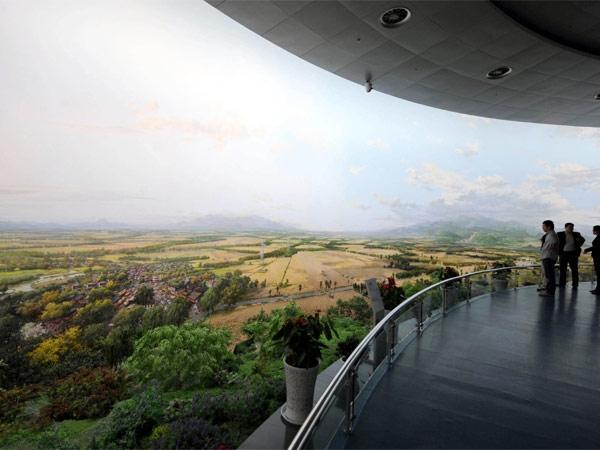 Największa panorama świata
