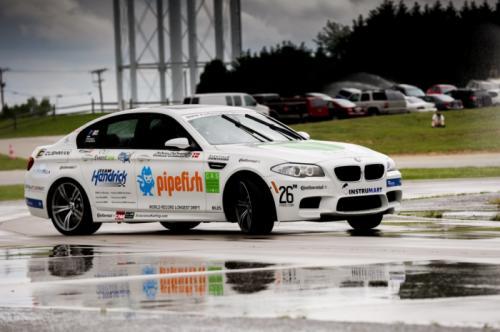 Rekord nanajdłuższy drift samochodu