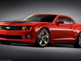 Chevrolet Camaro pobija rekord Guinessa
