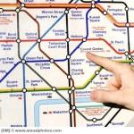 Jak najszybciej przejechać przez wszystkie stacje metra w Londynie