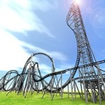 Rekordowy rollercoaster w Japonii
