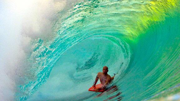 Bodyboarding – rekord Guinessa