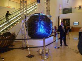 Największa kula taśmy magnetycznej – rekord Guinessa