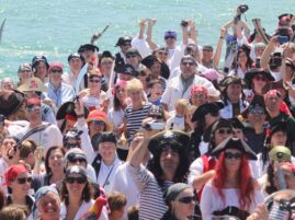 Największe zgromadzenie piratów – rekord Guinessa