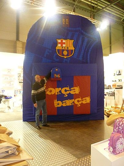 Największy plecak – rekord Guinessa