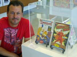 Rekordowa kolekcja komiksów