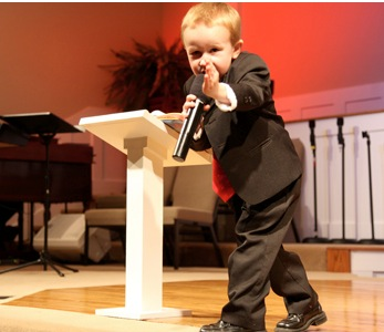 Głoszenie kazań w kościele – rekord Guinessa