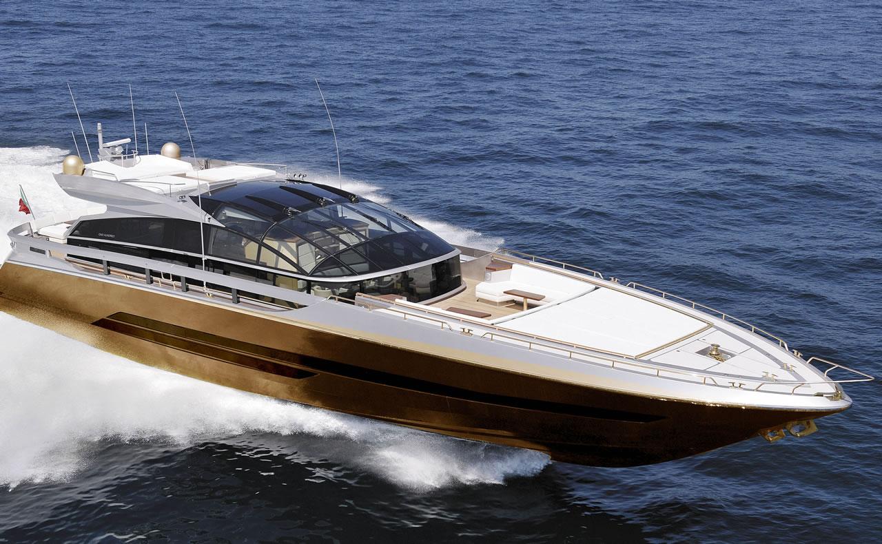 Najdroższy jacht świata