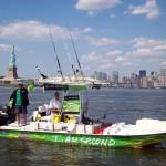 Najmniejsza motorówka na Atlantyku