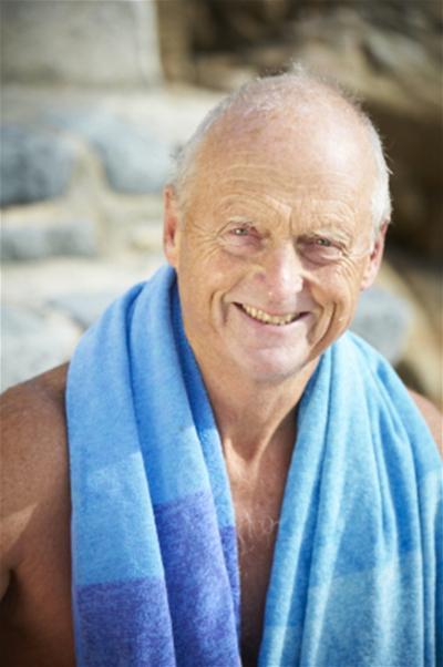 Najstarsza osoba przepłynęła kanał La Manche - rekord Guinessa