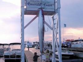 Największa przynęta na ryby