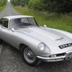 Rekordowa parada Jaguarów E-type