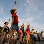 Aerobik w wodzie – rekord Guinessa
