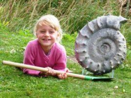 Najmłodszy archeolog świata