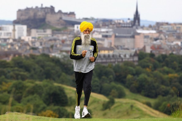 Najstarszy maratończyk – rekord świata