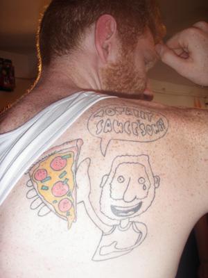 Najwięcej przedmiotów związanych z pizzą – rekord Guinessa