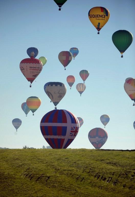 Balony - rekord Guinessa