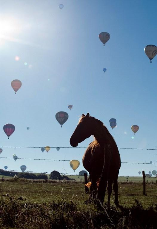 Balony - rekord