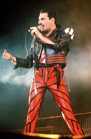 Freddie Mercury - rekord