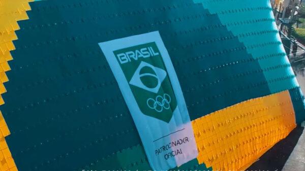 Mozaika w Brazylii