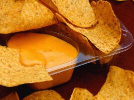 Największa porcja nachos - rekord Guinessa